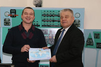 Two thousandth certificate was awarded at the Aviation Training Center
