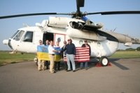 Our Company Has Trained American Pilots to Fly Mi-8MTV-1 Helicopters