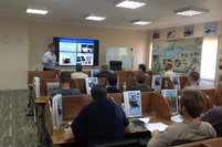Aviation Training Center Continues Foreign Specialists` Training